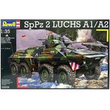 مدلسازي Revell مدل SpPz 2 LUCHS A1/A2