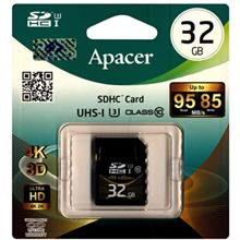 Apacer UHS-I U3 Class 10 95MBps SDHC - 32GB