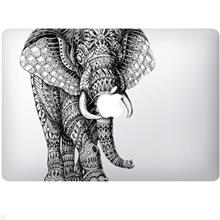Wensoni Elephant Tumblr MacBook Sticker