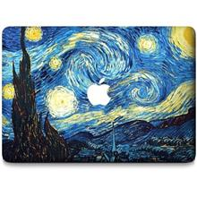 Wensoni Starry Night Sticker For 13 Inch MacBook Pro