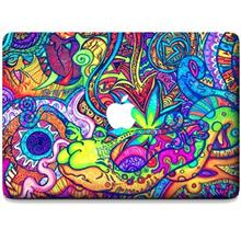 Wensoni W33D Mix Sticker For 13 Inch MacBook Pro