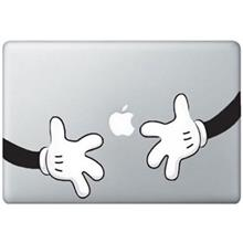 Wensoni iHand-M MacBook Sticker For MacBook