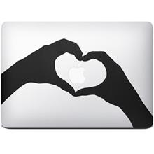 Wensoni iLove MacBook Sticker For MacBook Air 13