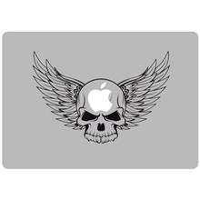 Wensoni iSkull-Fly MacBook Sticker