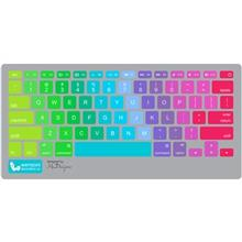 Wensoni Colorful Keyboard Sticker For MacBook