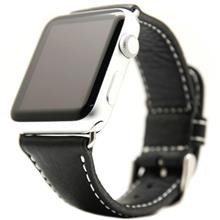 بند چرمی اپل واچ اس ال جی مدل Italian مناسب برای اپل واچ 42mm