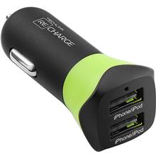 Techlink Recharge Car Charger With Lightning Cable