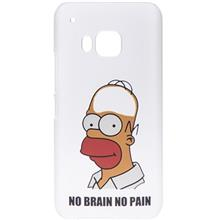 Homer Simpson Cover For HTC One M9 - Type 2