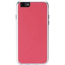 Apple iPhone 6 Just Mobile Aluframe Leather Cover