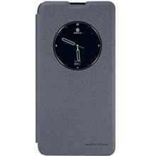 Nillkin New Leather Sparkle Flip Cover For LG X Screen