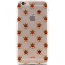 Puro Limited Edition IPC647XMASREINDEER Cover For Apple iPhone 6/6s