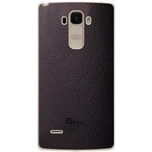 Voia Skin Shield Genuine Leather Back Cover For LG G4 Stylus