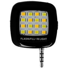 Portable Mini 16 LEDs Flash And Fill Light