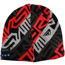 Patterned Bluetooth Music Cap