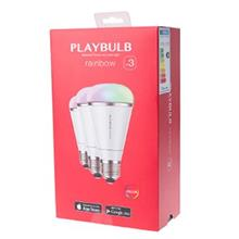 Mipow Playbulb Rainbow Smart Bluetooth LED Color Light Pack Of 3