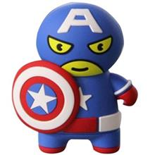 Captain America 8800mAh Power Bank