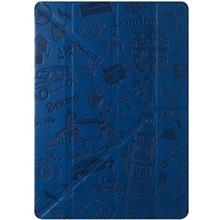 Ozaki Ocoat Travel London Flip Cover For Apple iPad mini 4