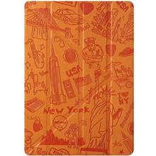 Ozaki Ocoat Travel New York Flip Cover For Apple iPad mini 4