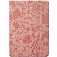 Ozaki Ocoat Travel Paris Flip Cover For Apple iPad mini 4