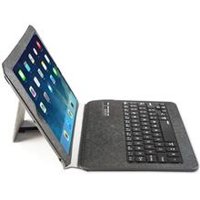 JCPAL Detachable Bluefolio Bluetooth Keyboard Cover For iPad Air