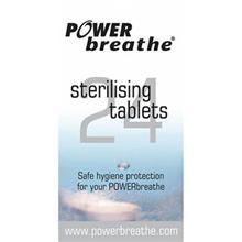 قرص ضد عفوني کننده دستگاه تقويت کننده تنفس پاور بريس مدل Sterilising Tablets