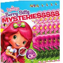 دفتر افرا 50 برگ طرح Berry Bitty Mysteries بسته 5 تایی