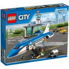 لگو سري City مدل Airport Passenger Terminal