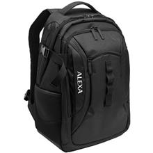 Alexa ALX982BL Backpack For 15.6 To 16.4 Inch Laptop