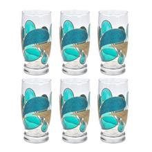 Anaar Gallery Tear Glass Set Pack of 6