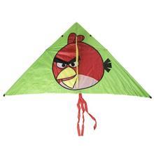 بادبادک طرح Angry Bird Green Theme سايز 3