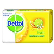 Dettol Fresh Antibacterial Soap 120g