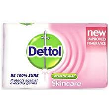 Dettol Skin Care Antibacterial Soap 120g