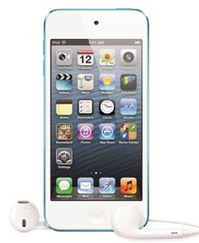 Apple iPod Touch 5th Generation - 64GB