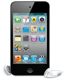 Apple iPod Touch 4th Generation - 8GB