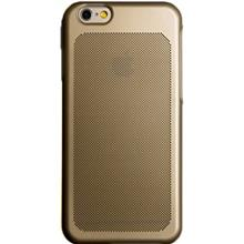 Apple iPhone 6 Sevenmilli Dot Series Cover - Gold