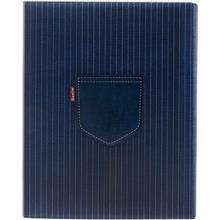 کلر بوک 20 برگ سهند طرح جین راه راه - سایز A4