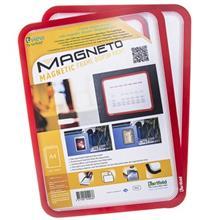 کاور کاغذ A4 آهنربايي تاريفولد مدل Magneto - بسته 2 عددي