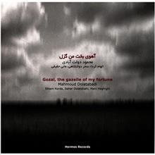 کتاب صوتي آهوي بخت من گزل اثر محمود دولت آبادي