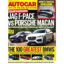 Autocar Magazine -22 June 2016