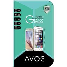 Avoc Transparent Full Cover Glass Screen Protector For Samsung Galaxy S6 Edge Plus