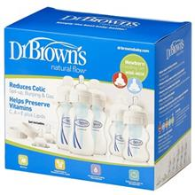 DrBrowns 440 Baby Bottle 240 And 120ml