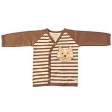 تي شرت آستين بلند نوزادي ندا و ساراگل مدل 3052