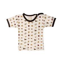 تي شرت آستين کوتاه نوزادي ندا و ساراگل مدل 1034