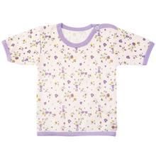 تي شرت آستين کوتاه نوزادي ندا و ساراگل مدل 3042