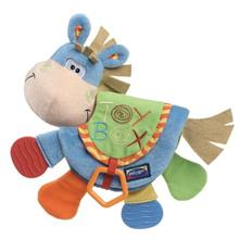 Playgro Blue Donkey Doll