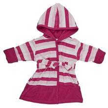 Ozdilek Stripes Overcoat   Baby Towel