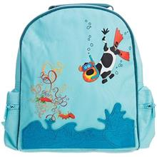 Milan Diver Cow Design Backpack