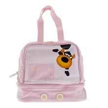 Milan Cow Design Handle Bag