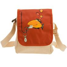 Milan Intelligent Fish Design Shoulder Bagg