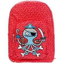 Miquelrius Octopus Pirate Design Backpack